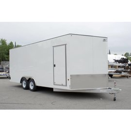 EZ Hauler E-Z Hauler Aluminum/Enclosed Car Hauler/EZEC 8x20 CH-IF