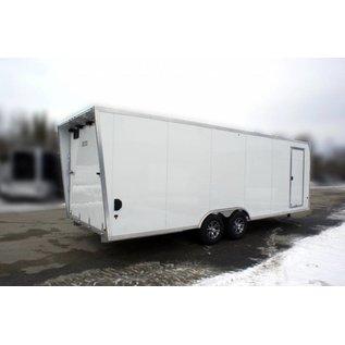 EZ Hauler E-Z Hauler Aluminum/Advantage Car Hauler/EZEC 8x24 ADV-IF