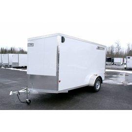 EZ Hauler E-Z Hauler Aluminum/Enclosed Cargo 5/6-Wide Series/EZEC6x10-IF