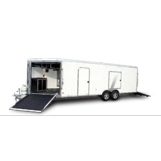 Mission Mission ENCLOSED CAR HAULER ALL-SPORT MCH8.5x18AS