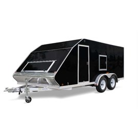 Mission Mission ENCLOSED SNOW TRAILER MFS7.5x16CROSSOVER