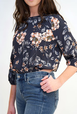 saltwater LUXE Saltwater Luxe Floral Blouse
