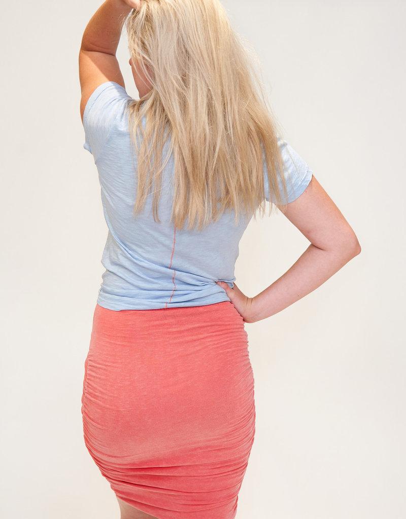 SUNDRY SUNDRY Crossover Skirt