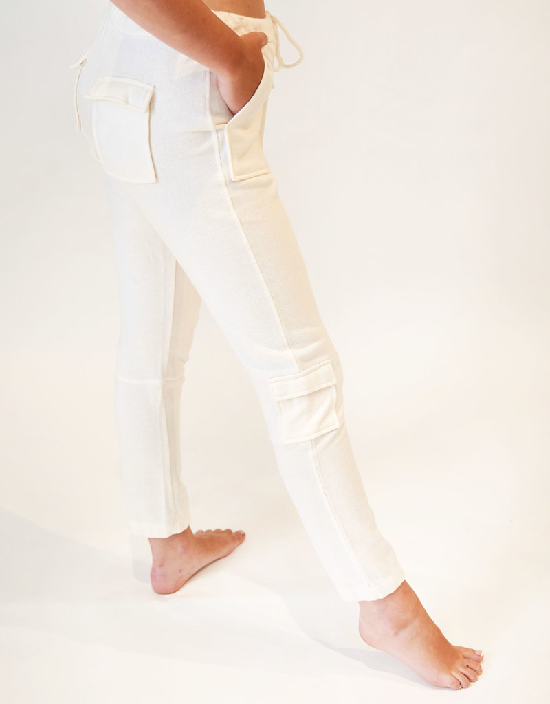 CHASER Chaser Terry Cargo Pant