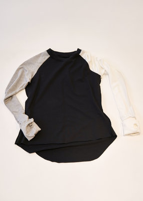 R&R Surplus R&R SURPLUS Raglan