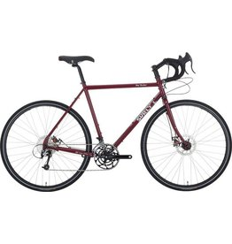 "Surly Surly Disc Trucker Complete Bike 56cm 26"" Maroon"