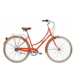 Pure City Pure City Bromley Step-Thru City Bike 43cm 8S Orange
