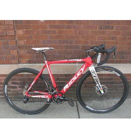 Used Ridley X-fire CX 20sp 48cm 700c red