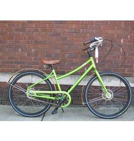 """Civia Loring 9 Speed Large 19"""" Green Apple"""