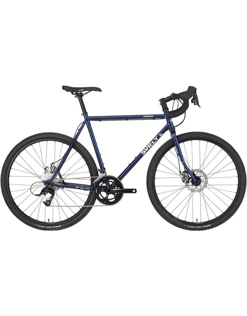Surly Surly Straggler 650b Complete Bike 46cm Blueberry Muffin Top