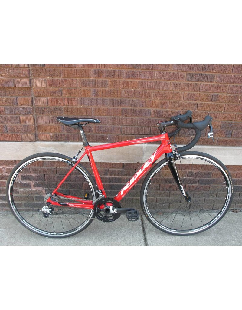 Ridley Used Ridely Helium Red 700c  2x10 Force XS