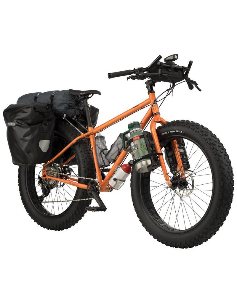 Surly Surly Pugsley Complete Bike MD Candied Yam Orange