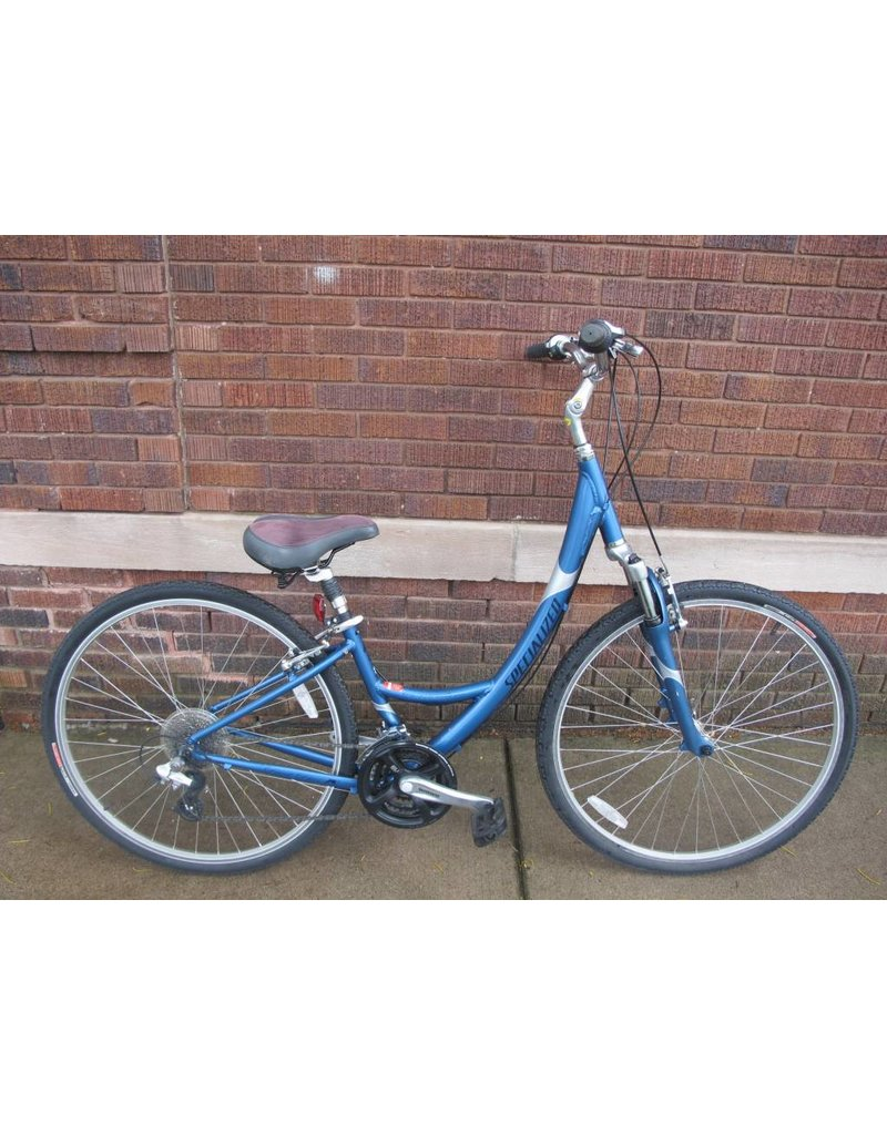 specialized Used Specialized Crossroads Sport Cruiser Small Step Through