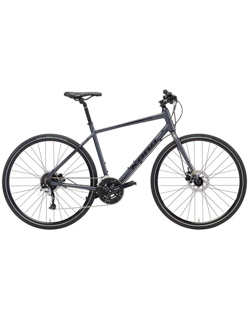 Kona Dew Plus Charcoal 55cm 2018