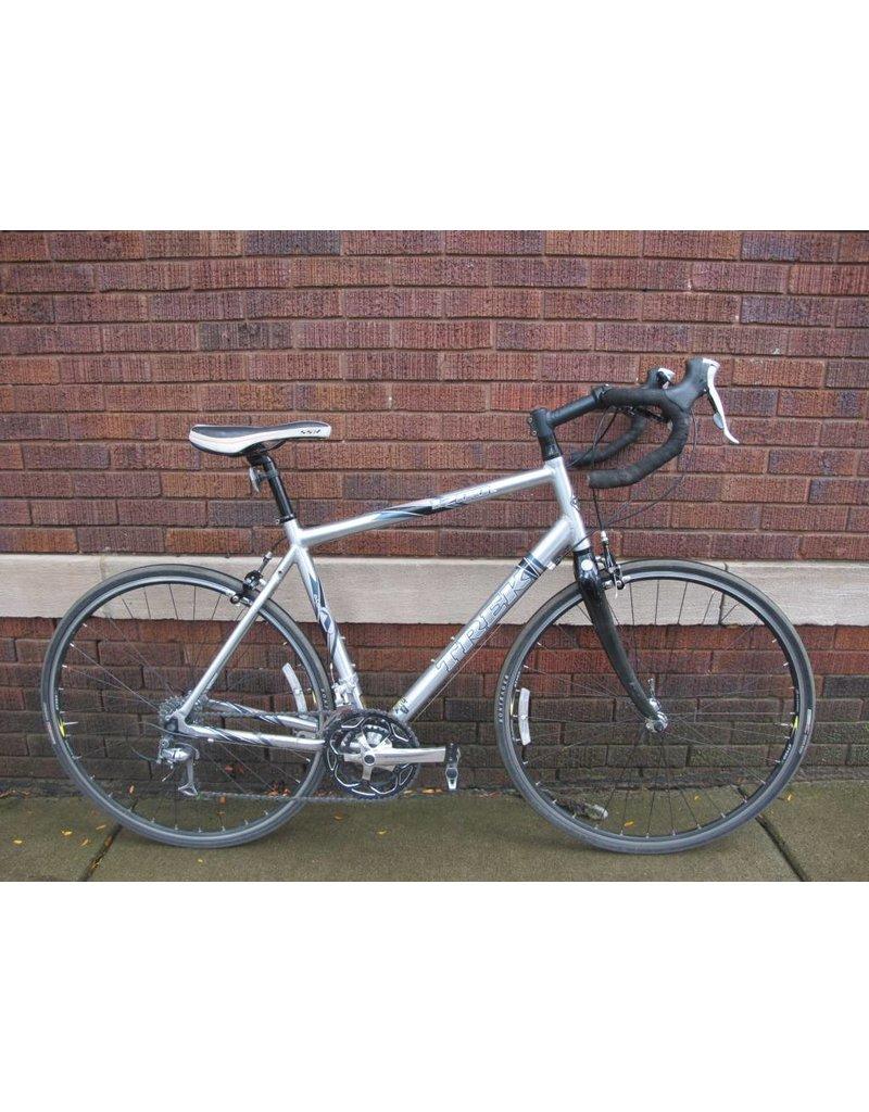 TREK Used Trek 1200c Road Bike 53cm Silver