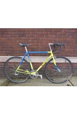 Used Tommaso Vintage Road Bike 53cm yellow