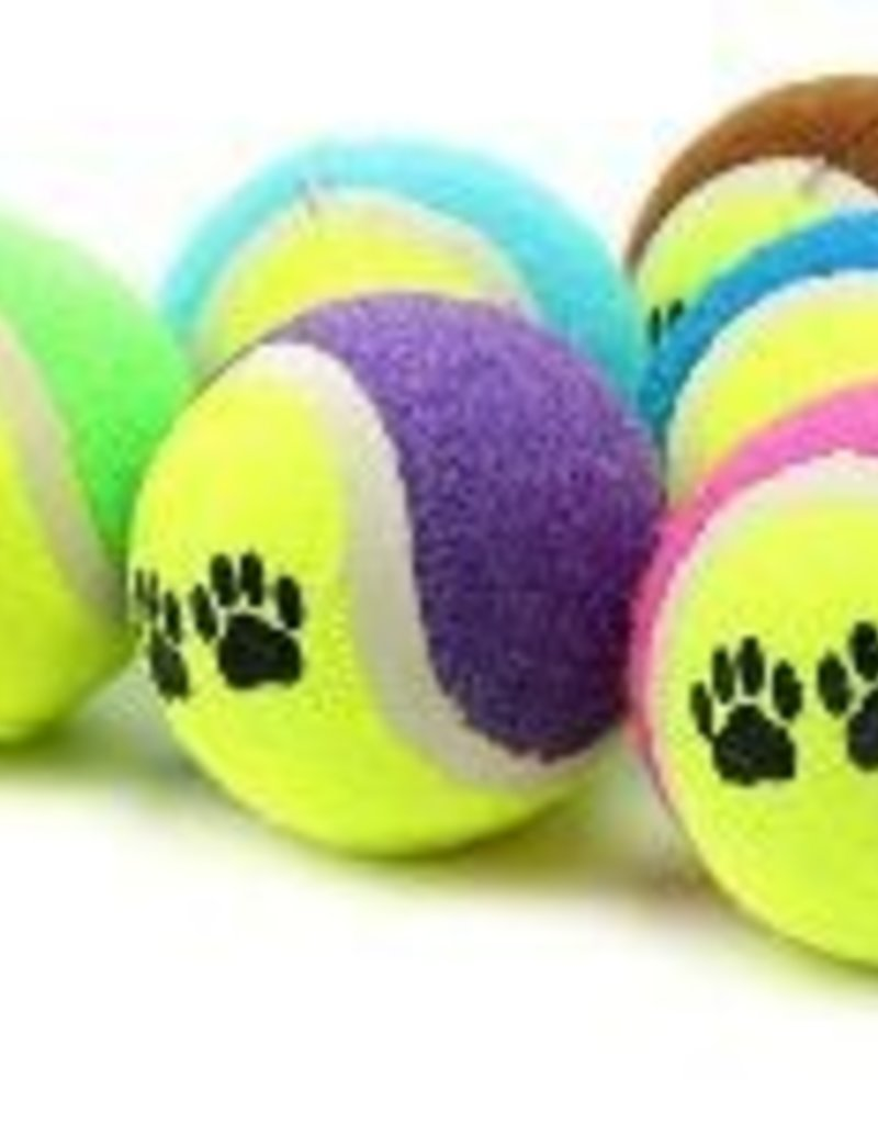 Dog Toy Tennis Ball Paw Print Beverly Hills Los Angeles Pet