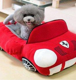 Pet Bed. Car Shaped Furrari