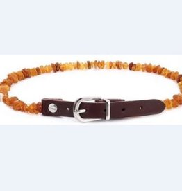 Amber Fleas & Ticks Repellent Pet Collar