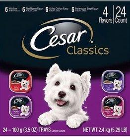 Mars Cesar Cesar Classics Canine Cuisine Filet Mignon Flavor