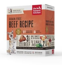 The Honest Kitchen The Honest Kitchen Beef Recipe. Dehydrated Dog Food 2lb