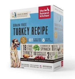 The Honest Kitchen The Honest Kitchen Embark: Turkey Recipe. Dehydrated Dog Food; Grain Free. 2lb