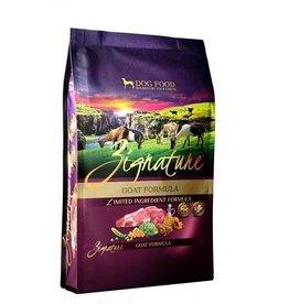 Zignature Zignature Goat Limited Ingredient Formula Grain-Free Dry Dog Food. 4lb