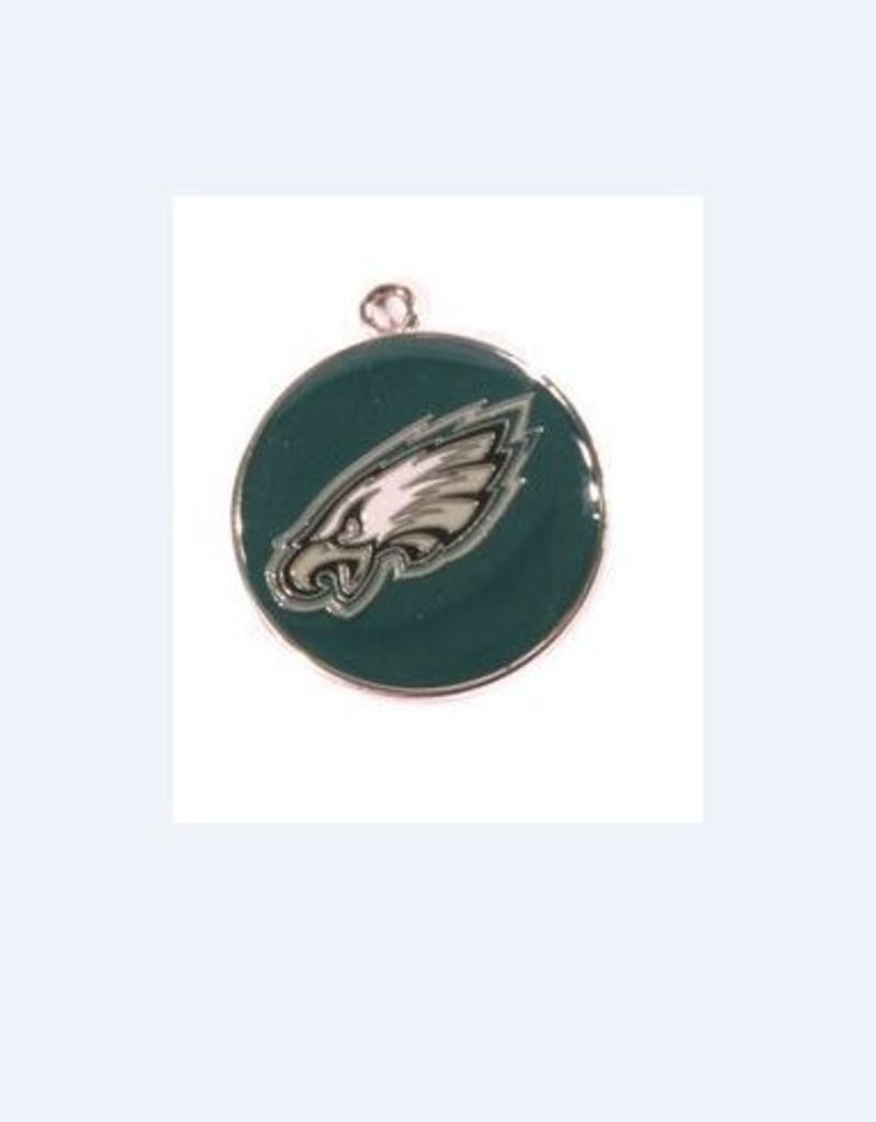 best website e4905 5fba3 NFL Licensed NFL Personalized Custom Made-Engraved ID Tag Philadelphia  Eagles