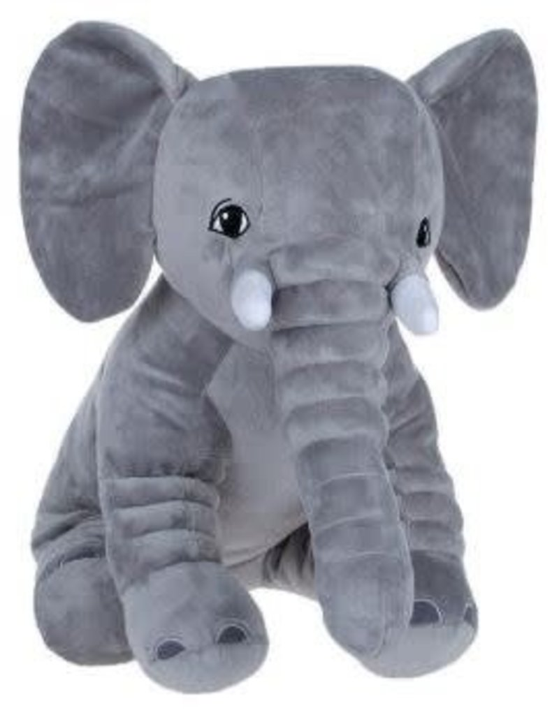 Stuffed Animal Elephant Plush Toys Gray Beverly Hills Los