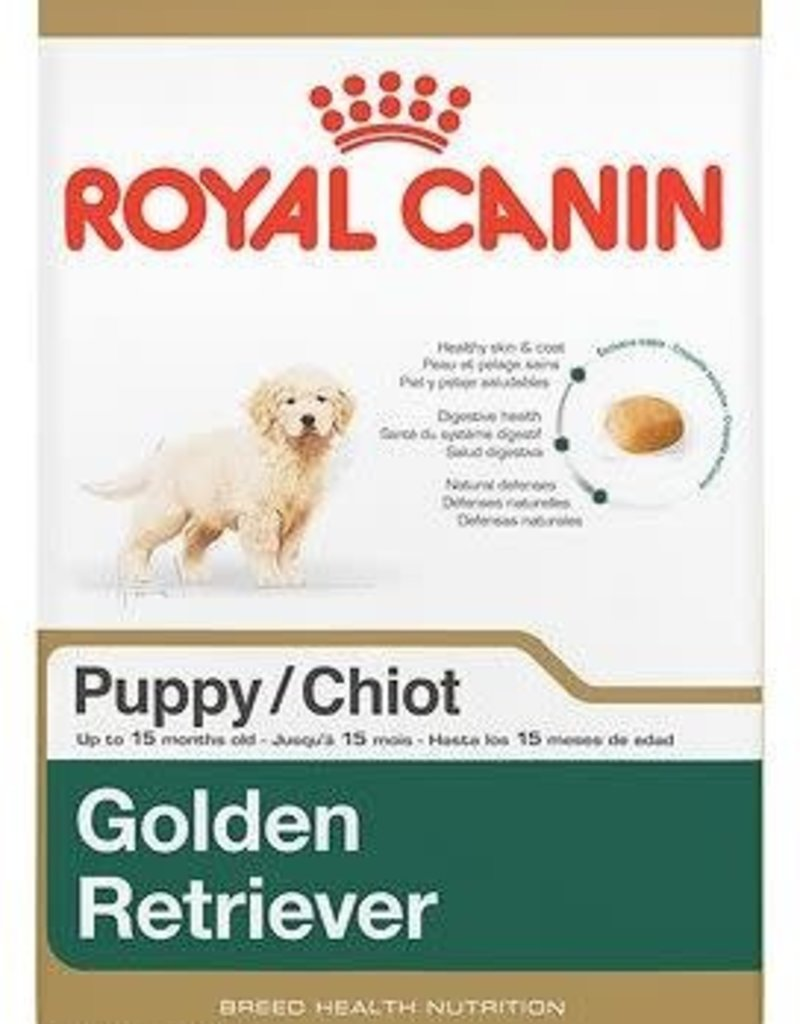 Golden Retriever Puppy dry dog food 30 lb bag  Royal Canin® Breed Health  Nutrition®
