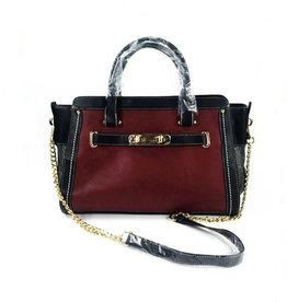 Luxury Leather Airline Approved Pet Carrier-Travel Bag. Tote. Handbag.