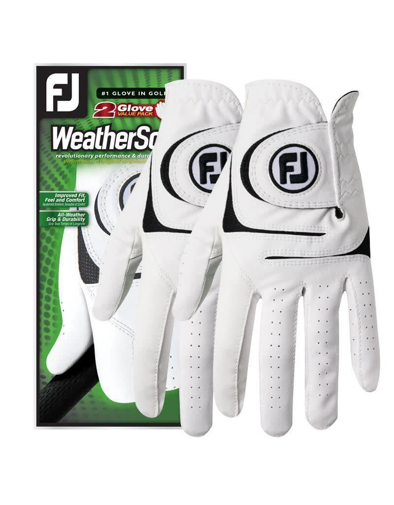 Footjoy Footjoy WeatherSof 2pk Gloves