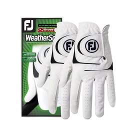 Footjoy WeatherSof 2pk Gloves Ladies
