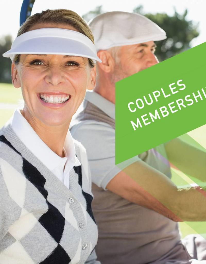 The Rise 2019 Couples Membership - Couples