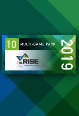 The Rise 2019 10 Game Pack