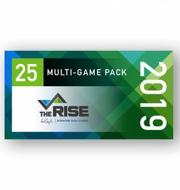 The Rise 2019 25 Game Pack