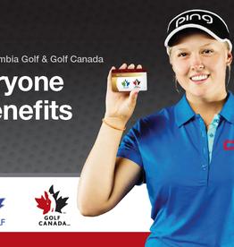 Golf Canada Membership