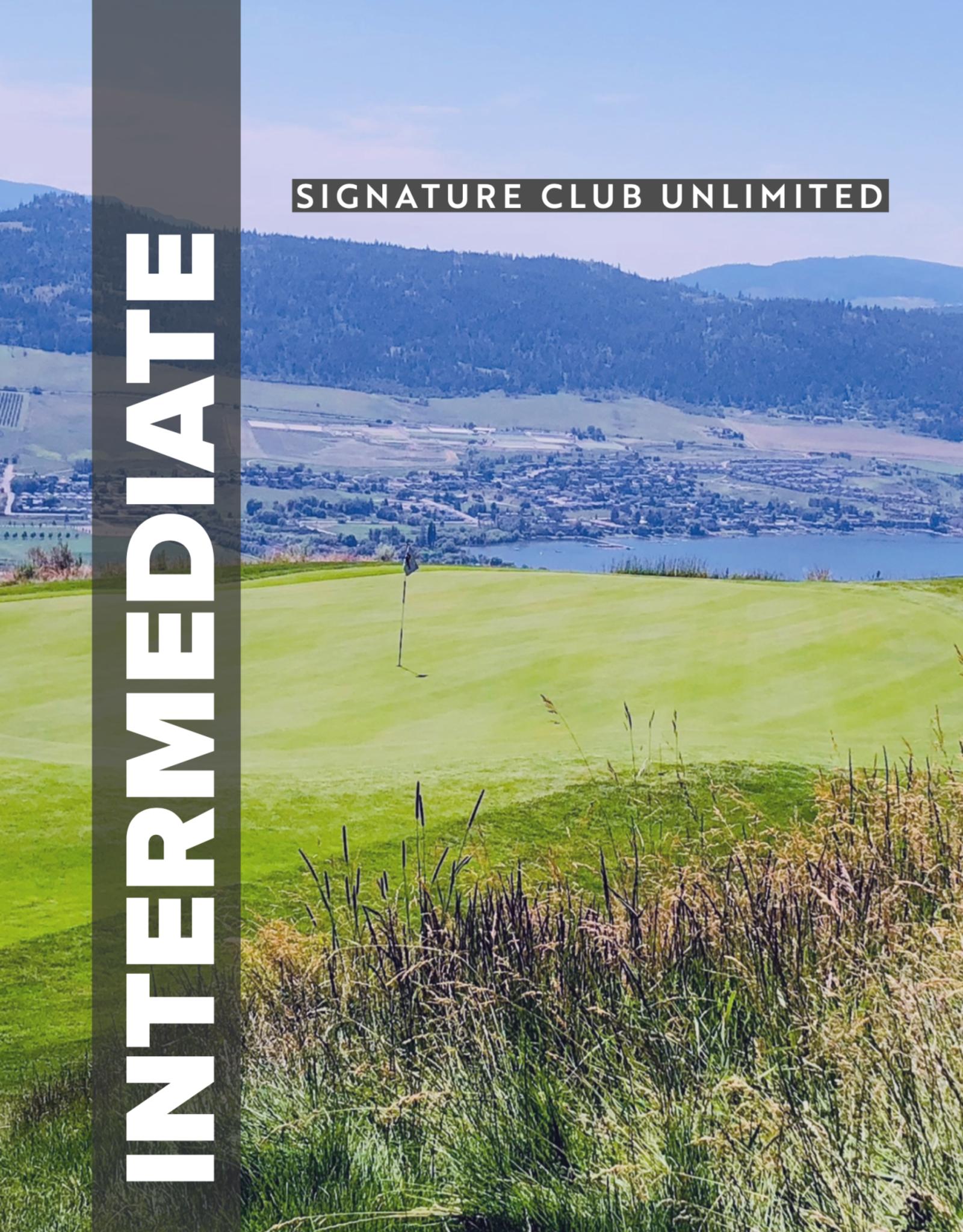 2020 Intermediate Unlimited Membership