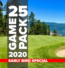 2020 25 Game Pack - Early Bird
