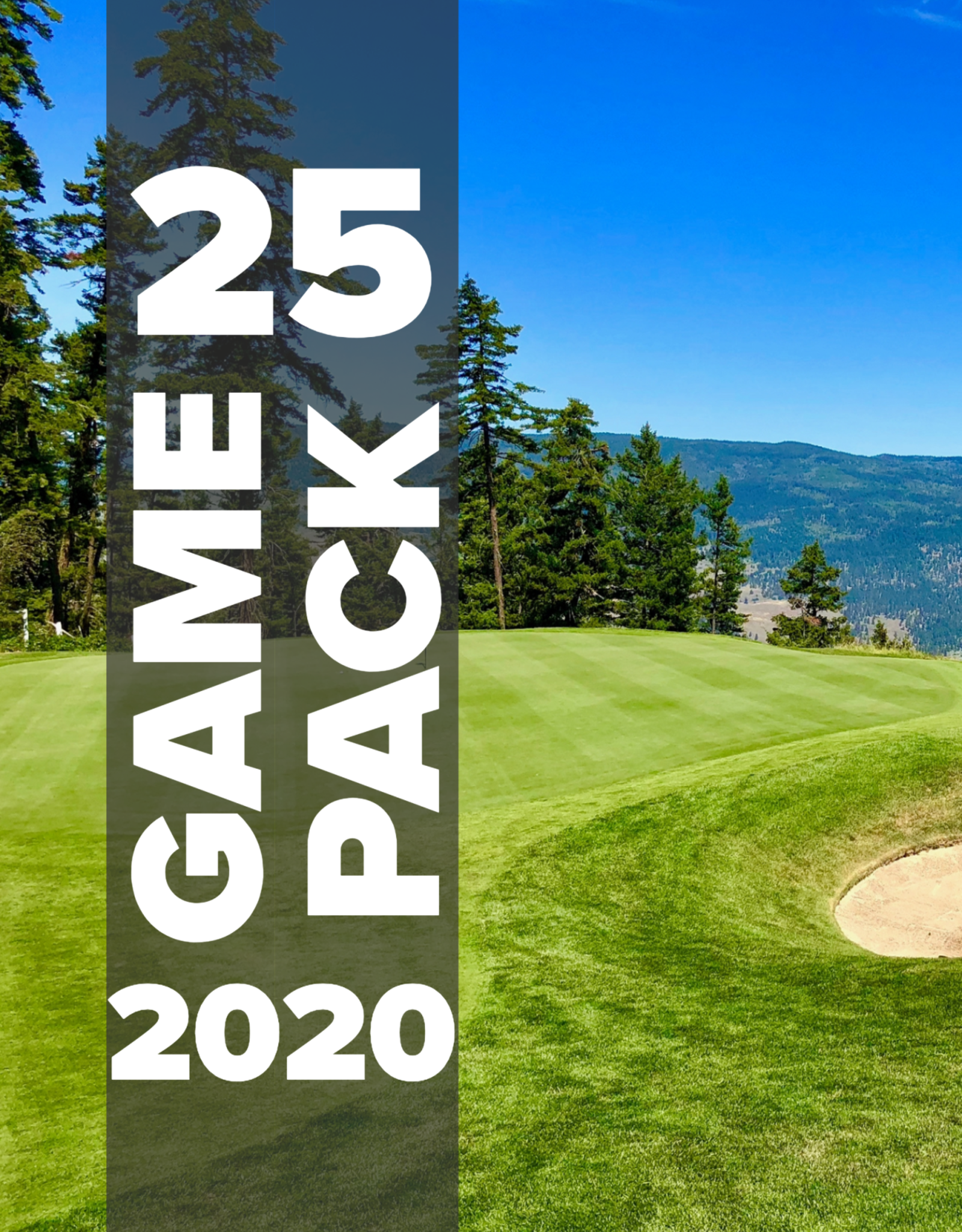 The Rise 2020 25 Game Pack
