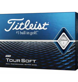 Titleist Tour Soft - Dozen