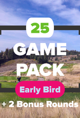 The Rise 2021 25 Game Pack - Early Bird