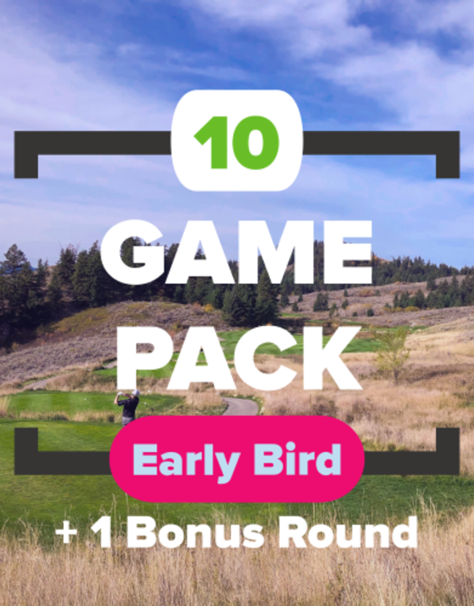 The Rise 2021 10 Game Pack - Early Bird