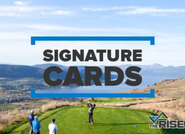 Signature Cards