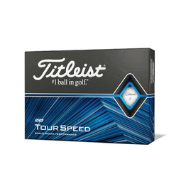Titleist Tour Speed - Dozen