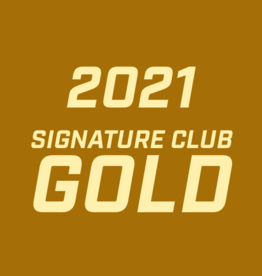 The Rise 2021 Signature Club Gold Membership