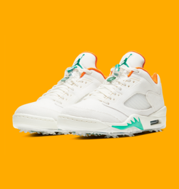 Nike Jordan 5 Low Top Limited Edition Masters Shoe