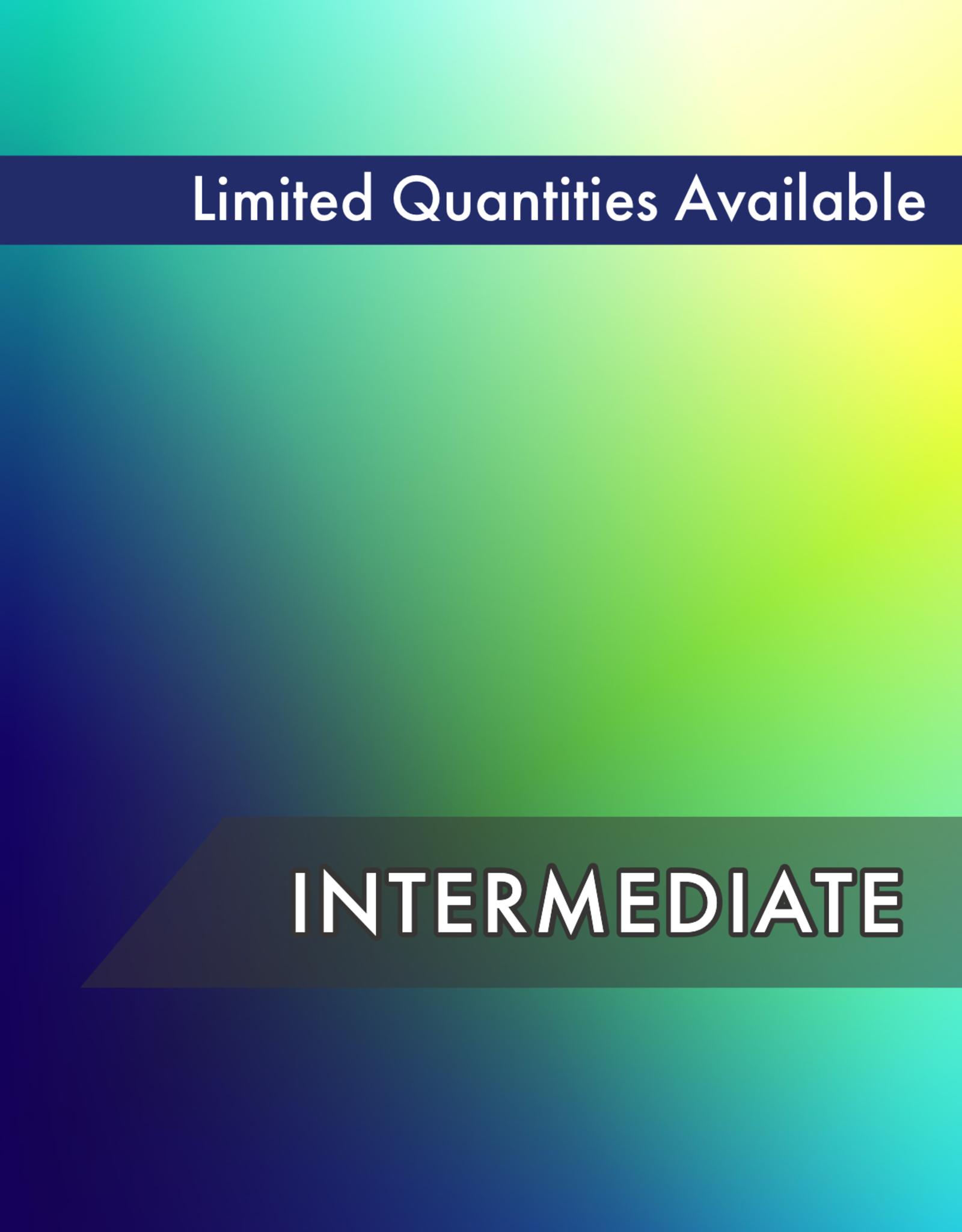 2021 Intermediate Membership Deposit