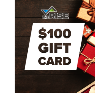 The Rise Gift Card - $100