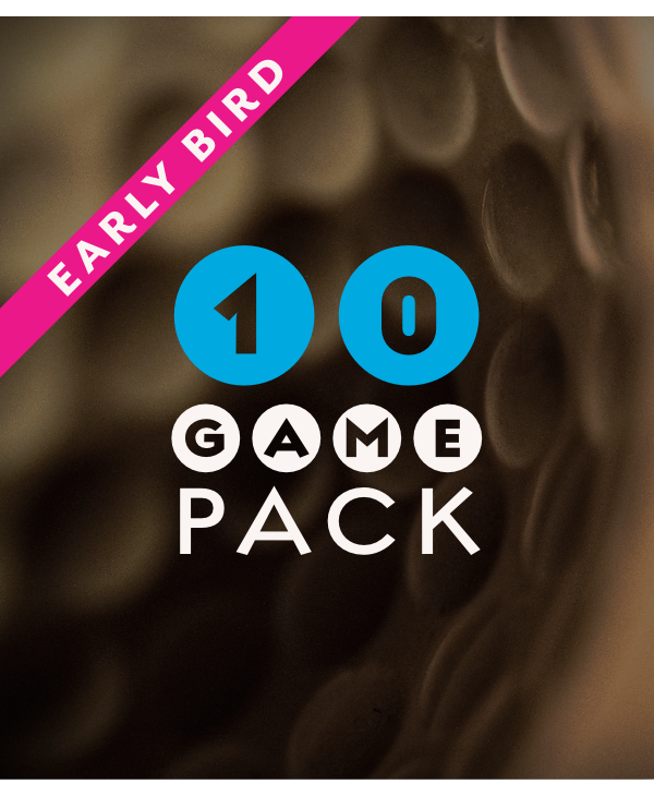 2022 10 Game Pack - Early Bird